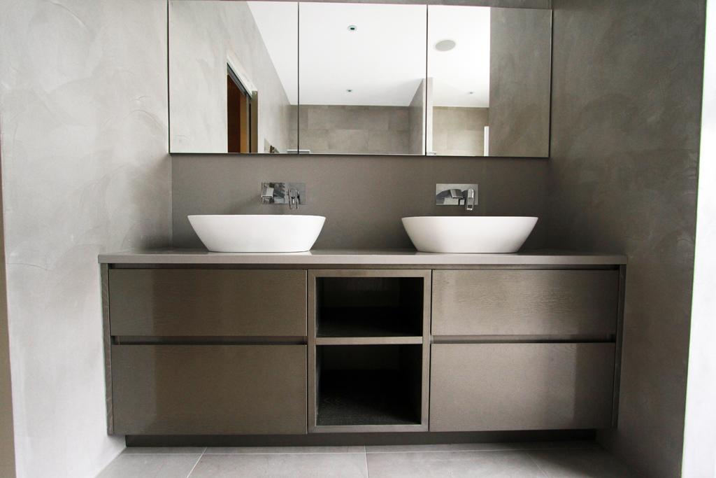 Contemporary Bathroom Vanity Units